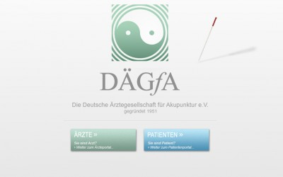 Deutsche Ärztegesellschaft für Akupunktur e.V.